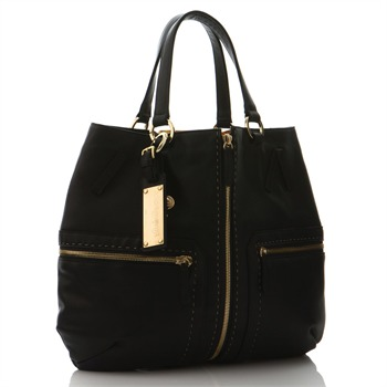Clarmonia Gold Mirandolina Shopping Bag
