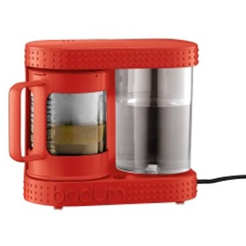 Bodum Red Four Cup Electric Coffee/Tea Dripper