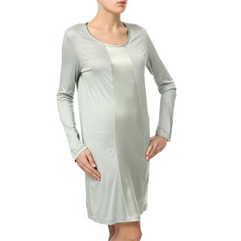Hanro Sage Marilyn Long Sleeve Nightdress