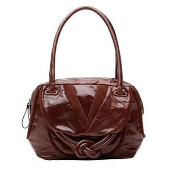 Mimco Brown Gallant Handbag