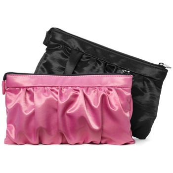 Ordning and Reda Pink Ebba Make-up Bag