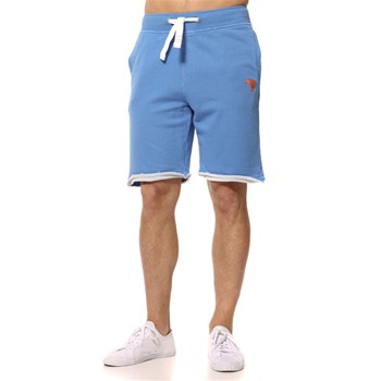 Canterbury Blue Beaumont Cotton Shorts
