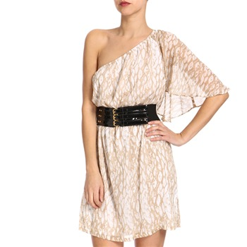 Baby Phat Stone/White Snake Print Dress