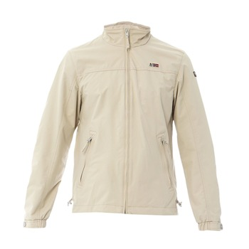 Napapijri Beige Wind Breaker Jacket