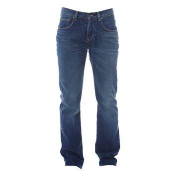 Napapijri Blue Grain Washed Jeans