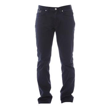 Napapijri Navy Straight Cut Trousers