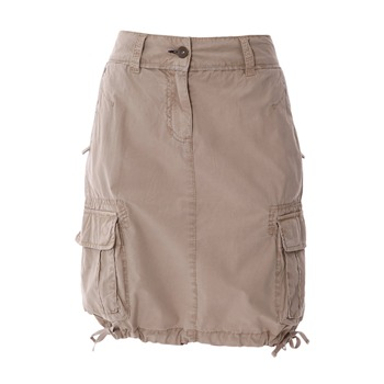 Napapijri Beige Side Pocket Skirt