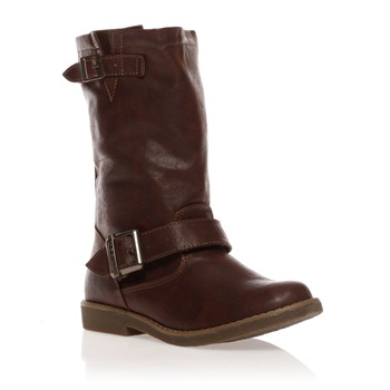 Buffalo Boots marron