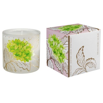 Designers Guild Lime Flower Large Candle