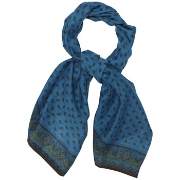 Kookai Border Detail All Over Printed Silk Scarf