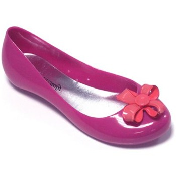Ma Cri Fuchsia/Pink Bucaneve Jelly Pumps