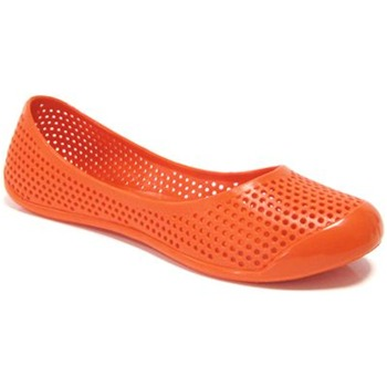 Ma Cri Orange Naked Pumps