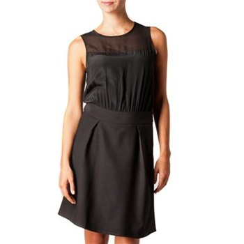 Kookai Black Two-in-One Dress