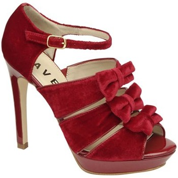 Ravel Red Velvet Hinda Shoes 13cm Heel
