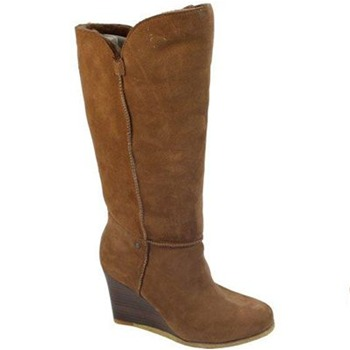 Ugg Australia Chestnut Aprelle Suede Boots