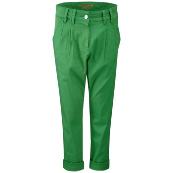 Fever Denim Green Harbor Chino Trousers 26