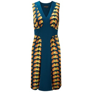 Fever Navy Kew Butterfly Dress