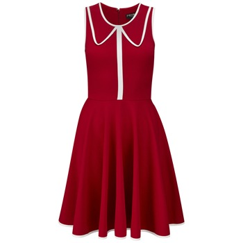 Fever City Red Millie Dress