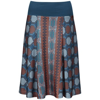 Fever Teal Rio Spotty Skirt