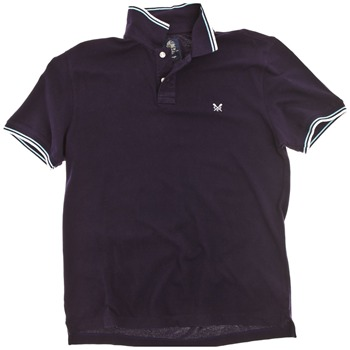 Crew Clothing Navy/White Rolo Polo Shirt
