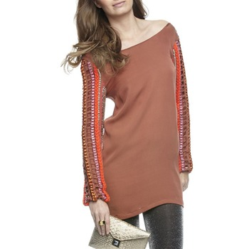 Sass and Bide Brown The Special Issue Silk Dress