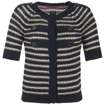 Joules Navy Lois Military Cardigan
