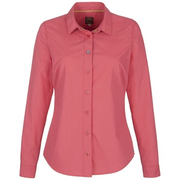 Joules Pink Wentworth Cotton Shirt