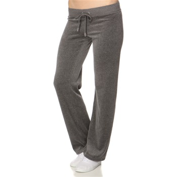 Juicy Couture Grey Classic Velour Tracksuit Trousers 32