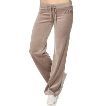Juicy Couture Mink Logo Velour Original Tracksuit Pants 32