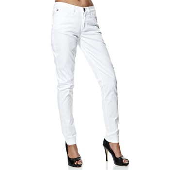 Miss Sixty White High Soul Trousers 32