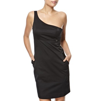 Miss Sixty Black Gambling Pencil Dress
