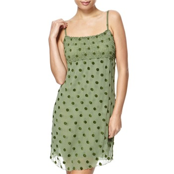 Miss Sixty Green Last Kimberley Spot Dress