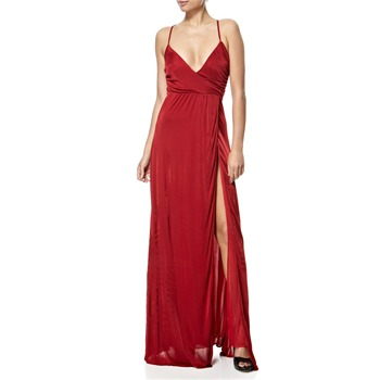 Miss Sixty Red X-Lauryn Maxi Dress