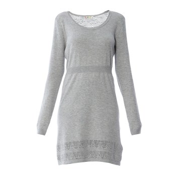 Roxy Robe pull Mockingbird gris chiné