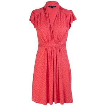 French Connection Coral Penny Paisley Jersey Dress