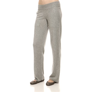 Juicy Couture Grey Cashmere Embellished Lounge Pants 30