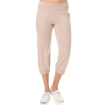 Juicy Couture Rose Pink Cashmere Lounge Pants 23