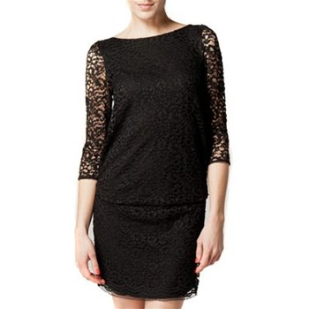 Kookai Black Dentelle Lace Dress