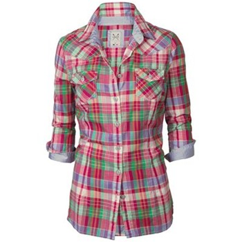 Crew Clothing Red Beech Check Shirt