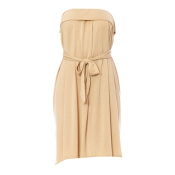 Benetton Robe beige