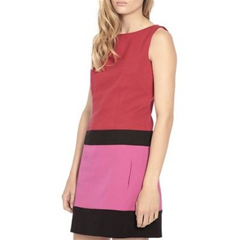 Laundry Pink/Multi The Beatnik Dress