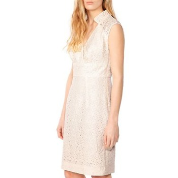Milly Ivory Morgan Sheath Dress