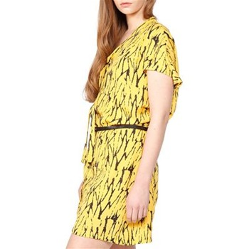 Twenty8Twelve by s miller Yellow Branly Silk Dress