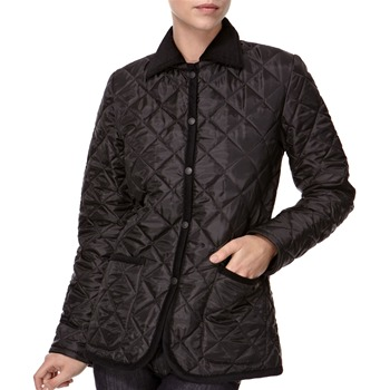 Lavenham Black Southwold Jacket