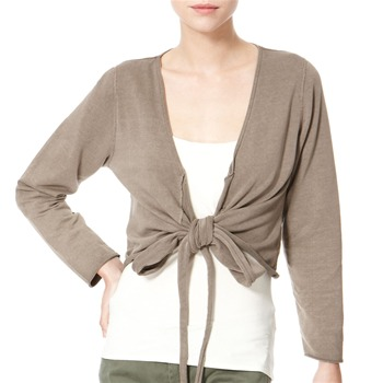 Avoca Anthology Teak Ballet Wrap Style Top