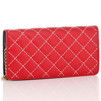 Love Moschino Red Small Purse Shoulder Bag