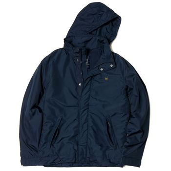 Crew Clothing Navy Telford Jacket