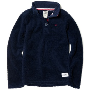 Crew Clothing Navy Crew Fleece