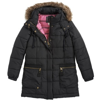 Joules Black Padded Jacket