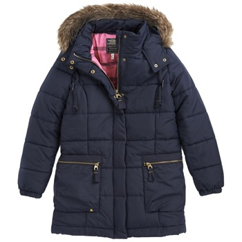 Joules Navy Padded Jacket